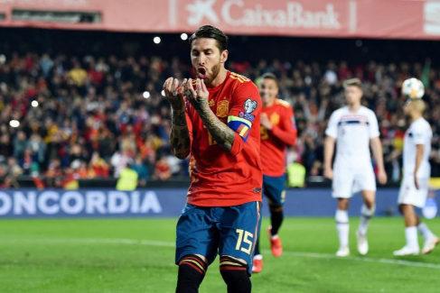 """""""Sergio Ramos es un jugador único en la historia del fútbol mundial"""""""