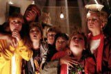 Fotograma de 'Los Goonies', una cinta muy ochentera para ver en familia.