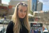 La chica inglesa que lucha contra el 'balconing'