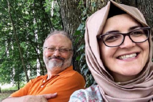 """La 'viuda' del periodista  Khashoggi: """"Todos sabemos quién controla todo en Arabia Saudí"""""""