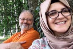 """La 'viuda' de Khashoggi: """"Todos sabemos quién controla todo en Arabia Saudí"""""""