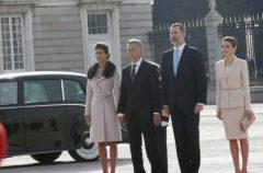 Los Reyes llegan a una Argentina tensionada, pero con la relación recompuesta