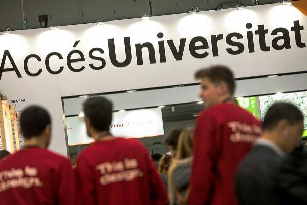 Los salones educativos de Fira Barcelona facilitan la toma de decisiones a los estudiantes que asisten.