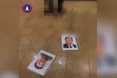 Así fue el asalto a la embajada de Corea del Norte por un grupo de disidentes