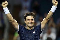 Ferrer, en el año del adiós, da la sorpresa y vence a Zverev