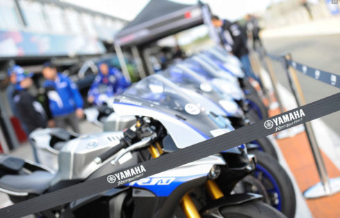 Las motos del CD Cardoso Racing.
