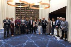 Estepona acoge a grandes comunicadores que debaten sobre periodismo y sociedad