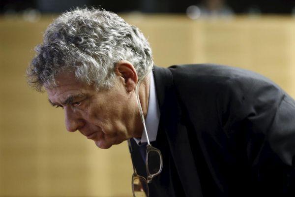 Ángel María Villar, ex presidente de la Federación Española de...