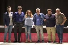 Ponentes y organizadores de una de las jornadas celebradas durante estos años en el Museo del Clima de Beniarrés