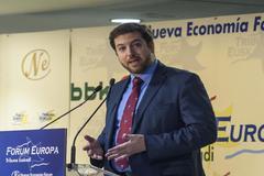 El candidato de Ciudadanos, Luis Gordillo.