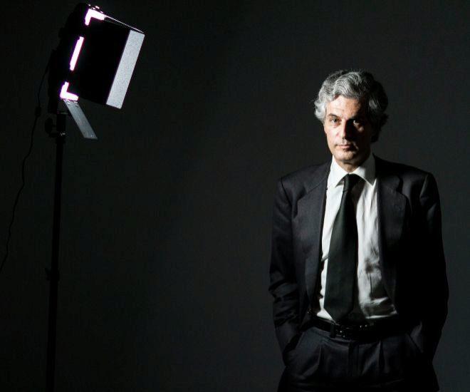 Adolfo Suárez posa para EL MUNDO en una imagen de archivo