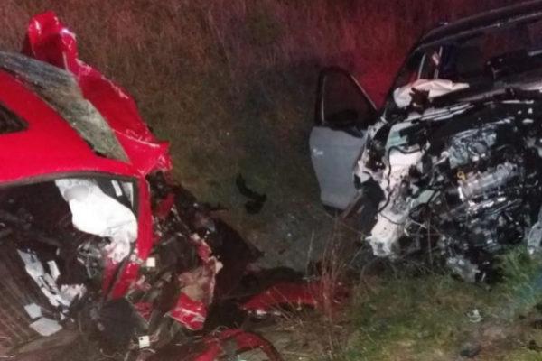 Accidente de tráfico en la N-121 en Olite con un fallecido.