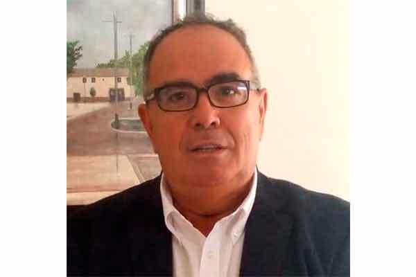 El alcalde de Fresno de Torote, Francisco Galera.