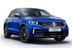El nuevo T-Roc R de Volkswagen.