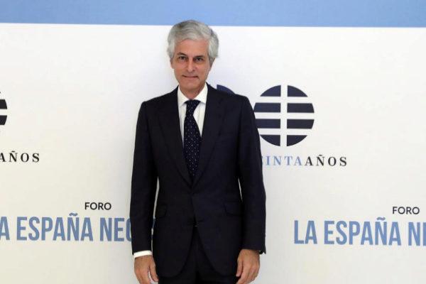 Adolfo Suárez Illana, en el foro de EL MUNDO.