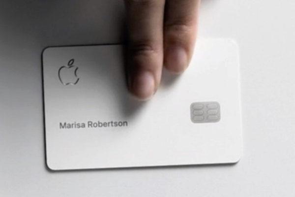 Apple se hace banquero y presenta su propia tarjeta de crédito