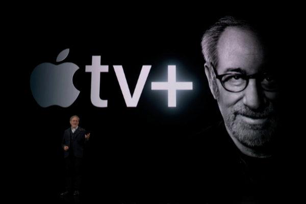 Spielberg hará una serie para el servicio de vídeo de Apple tras criticar a Netflix