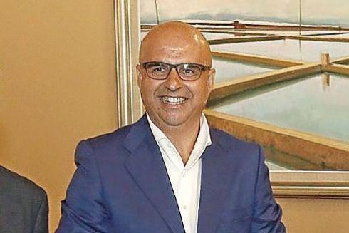 El empresario Miguel Quintanilla.