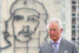 HAVANA, CUBA - MARCH 24: Prince <HIT>Charles</HIT>, Prince Of Wales attends a wreath laying ceremony at the Jose Marti Memorial on March 24, 2019 in Havana, Cuba. (Photo by Chris Jackson/Getty Images,) ***BESTPIX***