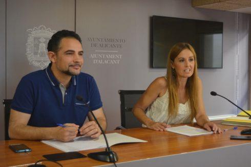 La diputada autonómica del PP, Elisa Díaz.