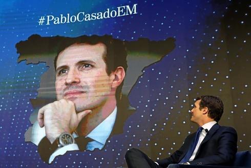 Pablo Casadom durante el foro 'La España necesaria' de EL MUNDO