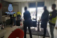 Detienen al jefe de un grupo criminal que introducía cocaína desde Sudamérica