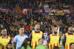 "Piqué manda callar a los del: ""¡Puta España!"
