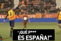 """Piqué mandó callar a los que gritaban """"puta España"""""""