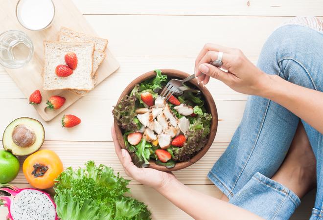 menus de 5 comidas al dia para adelgazar