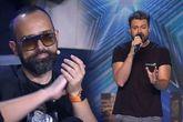 Risto Mejide y Daniel Zueras se reencuentran en Got Talent 12 años...
