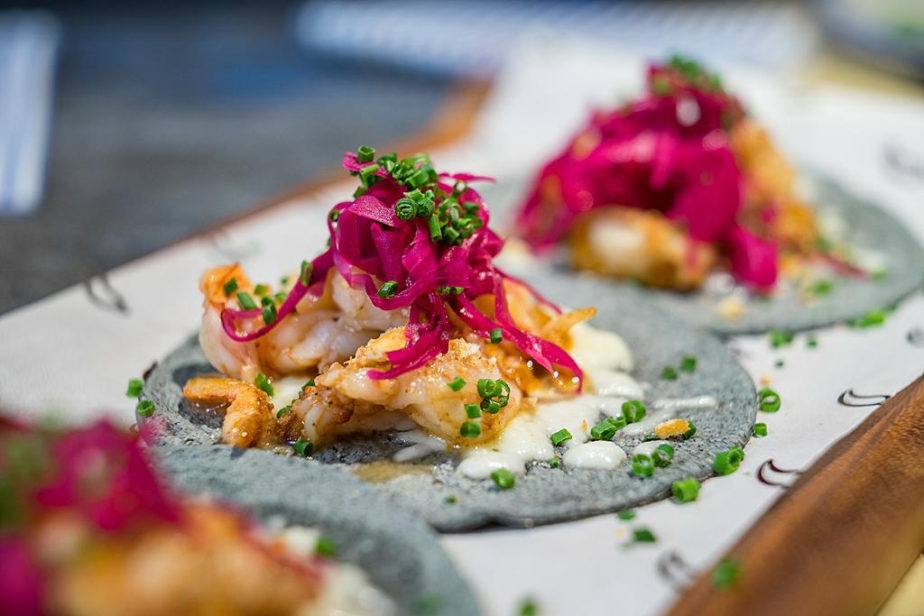 La cocina mexicana está cada vez más presente en Madrid. Y en