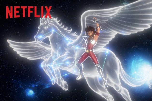 Saint Seiya: Los Caballeros del Zodiaco llegará a Netflix este verano