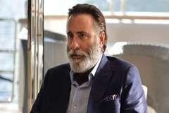 Andy García, en la serie 'Ballers'.