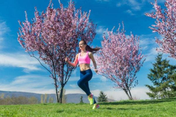 'Running': consejos para que la alergia no te frene