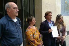 Antonio Salvá, padre de un asesinado por ETA, candidato de Vox