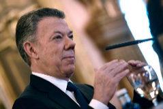 """Juan Manuel Santos: """"El proceso de paz en Colombia sigue siendo irreversible"""""""