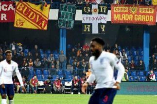 La UEFA expedienta a Montenegro por cánticos racistas al inglés Danny Rose