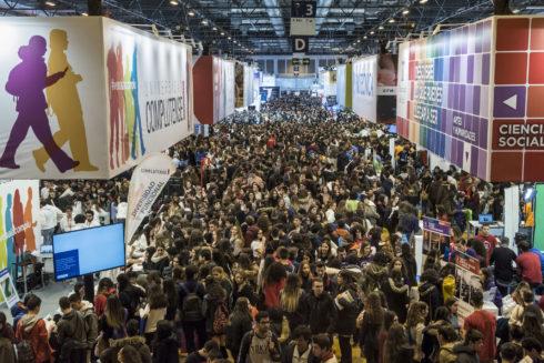 Se espera que durante cinco días pasen por los pabellones de Feria de Madrid más de 150.000 personas.