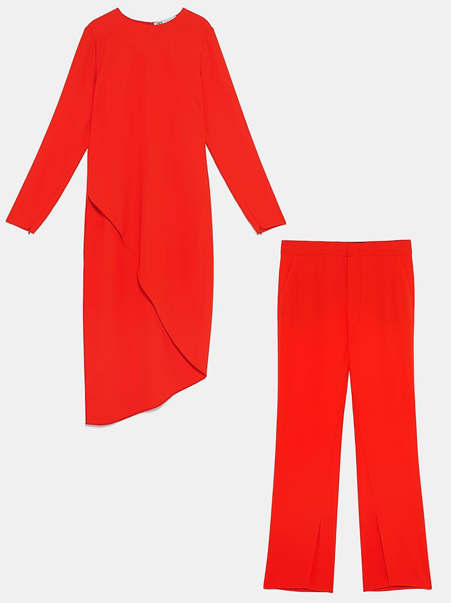 Ambas prendas están confeccionadas en poliéster y tienen ciertos...