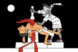 Gráfico de un cuento inmortal: 'La noche boca arriba', de Julio Cortázar