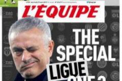 ¿Acabará Mourinho en Francia?