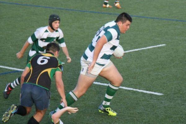 El rugby y la Legión eran, aseguran quienes le conocían, las dos grandes pasiones del joven mallorquín