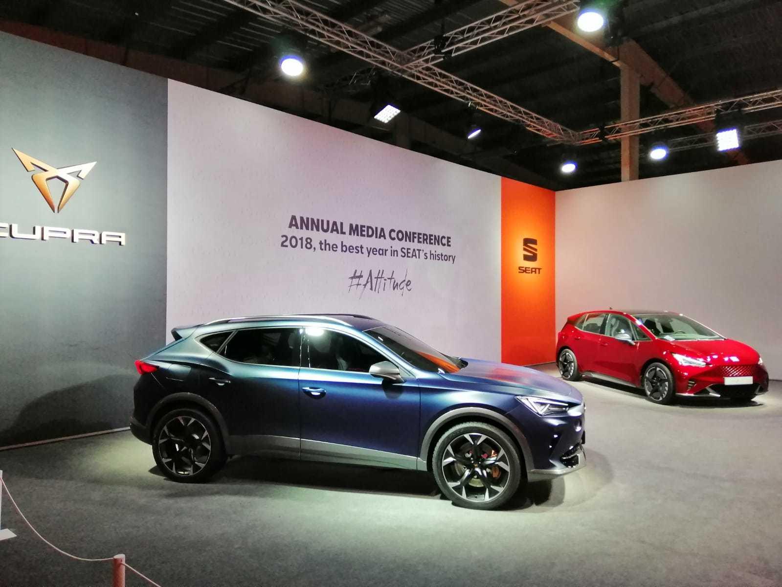 Seat fabricará el Formentor en Martorell y desarrollará eléctricos pequeños para el Grupo Volkswagen