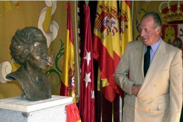 El Rey Juan Carlos presidirá el homenaje a la Condesa de Barcelona en Aranjuez