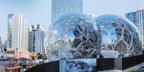 Sede de Amazon en Seattle.