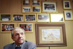 José Manuel Boquet, presidente de la patronal de colegios concertados Feceval.