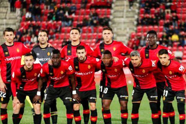 Imagen del equipo formado en el partido del pasado lunes ante el Zaragoza.