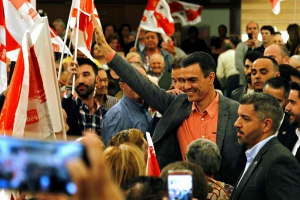 Otra campaña de Zapatero