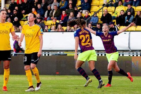 FHA-2019-03-27-001. LILLESTROM (NORUEGA).- La centrocampista holandesa...
