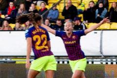El Barcelona jugará su segunda semifinal de la Champions